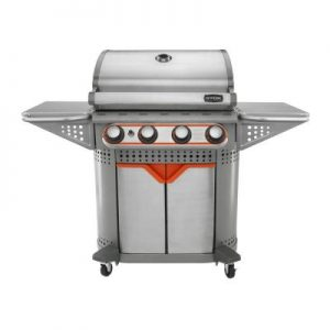 picture of Quattro 4-Burner Propane Gas Grill Sale