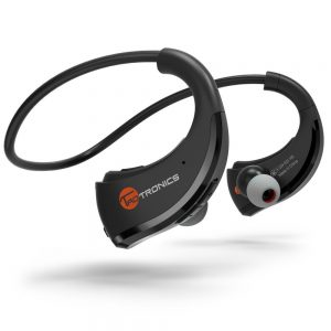 picture of TaoTronics Bluetooth 4.1 Wireless Headphones - Sports Earbuds