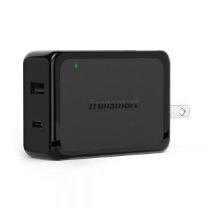 Tronsmart 30W Dual USB Wall Charger with USB C Support Sale