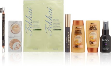 picture of Women's Makeup & Hair Care Sample Box ($9.99 Credit with Purchase)