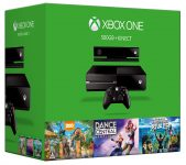 Xbox One Kinect Console Bundle – Dance Central