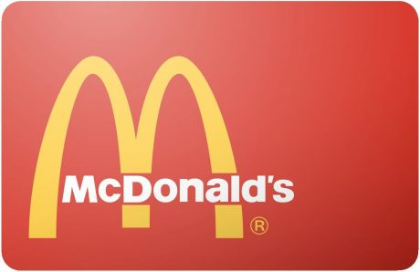 7% off McDonalds $50 Preowned Gift Card