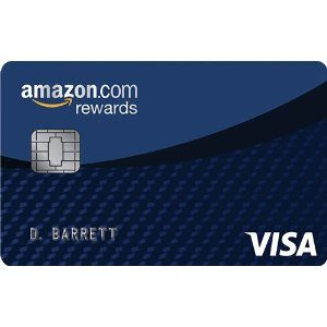 Amazon Rewards Visa $30 off $150 Today Only