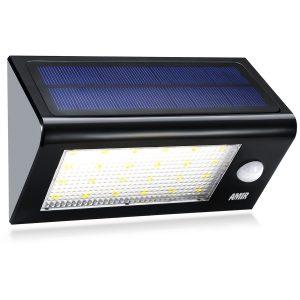 picture of Amir Solar Powered Motion Sensor Light Sale
