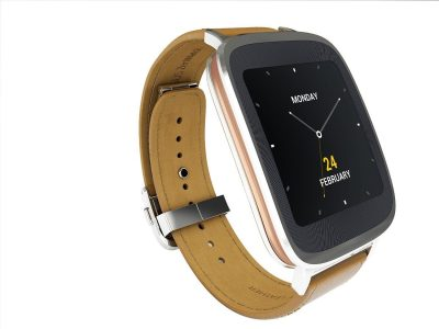 Asus ZenWatch 4GB 1.2GHz Bluetooth Android Touchscreen Smartwatch