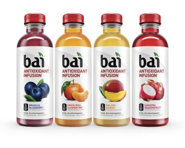 Bai Rainforest Variety Pack, Antioxidant Infused Beverage 12 pack Sale