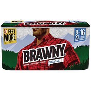 Brawny Pick-A-Size XL Paper Roll Towels 8 Rolls Sale
