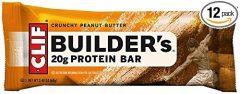 CLIF BUILDER'S – Protein Bar 12pk