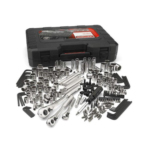 Craftsman 230-pc Mechanics Tool Set Sale $75.19  Free Shipping from Sears