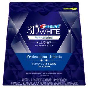 Crest 3D White Strips 20-Count Sale