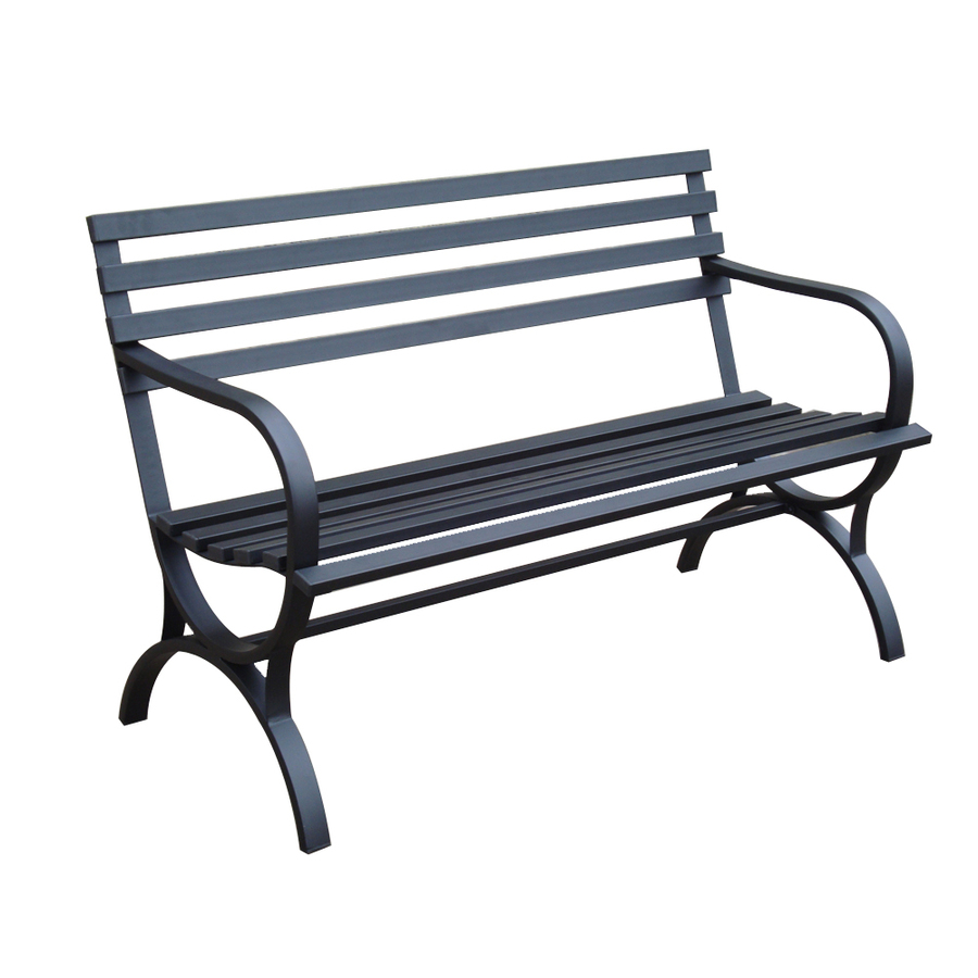Garden Treasures 49in Patio Bench Sale $34.00  Free Shipping from Lowes