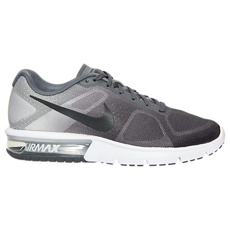 Nike Air Max Mens Sequent Running Shoe Sale $59.99  Free Shipping from Finish Line