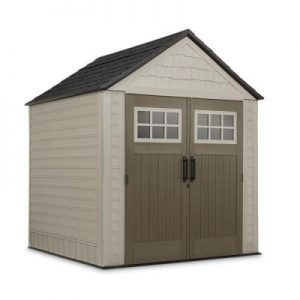 Rubbermaid 7x7 ft Big Max Storage Shed Sale