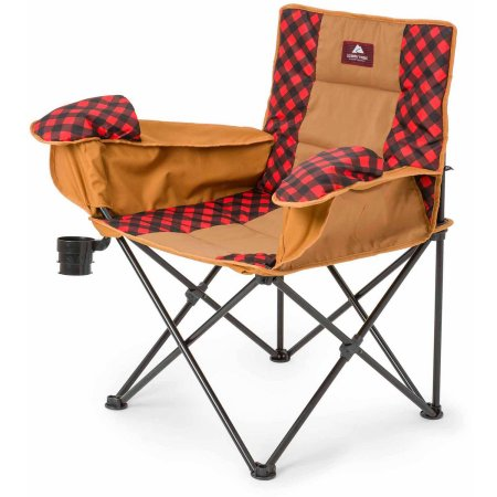 Ozark Trail Cold Weather Folding Chair $12.97  Free Shipping from Walmart