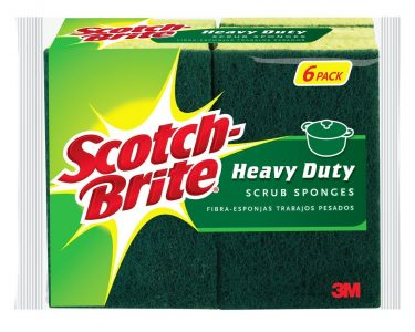 Scotch-Brite Heavy Duty Scrub Sponge, 6-Count Sale