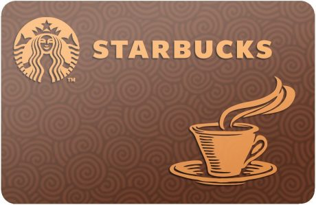 Starbucks Pre-Owned Paper Gift Card Sale