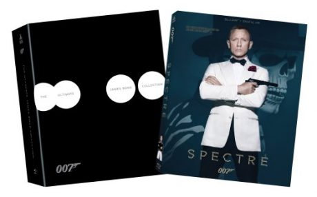 The Ultimate Bond Collection + Spectre Bundle