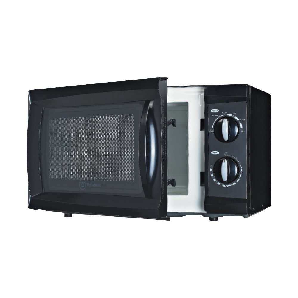 Westinghouse 600 Watt Counter Top Microwave Oven Sale $52.59  Free Shipping from Amazon