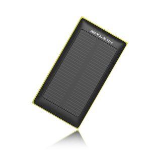 ZeroLemon SolarJuice 10000mAh Dual USB Port Portable Solar Battery Charger Sale