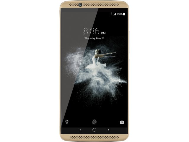 ZTE AXON 7 5.5in 64GB 4G LTE Ion Gold Unlocked Smartphone Sale $399.98  Free Shipping from Newegg.com