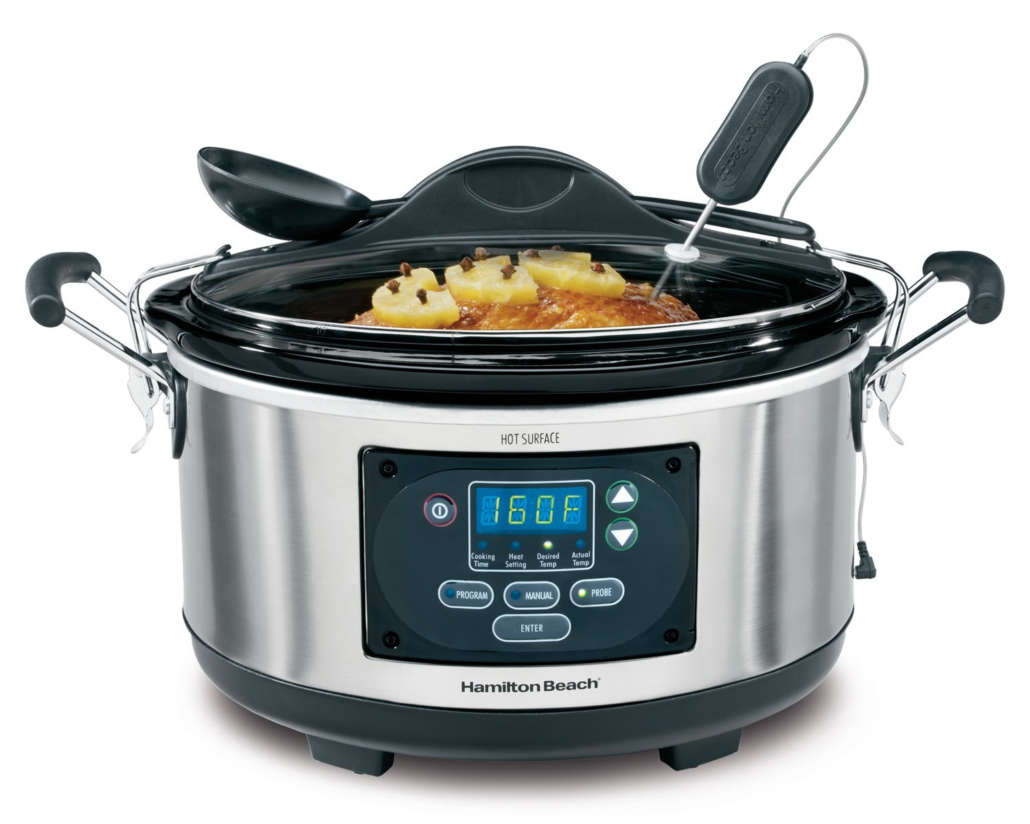 Hamilton Beach Set 'n Forget Slow Cooker Sale $39.99  Free Shipping from Amazon