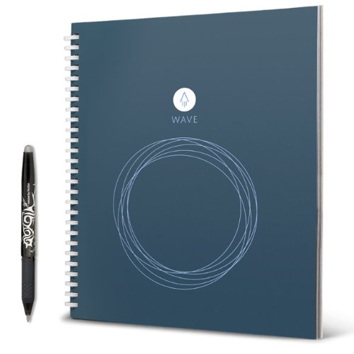 Rocketbook Wave Smart Notebook Sale $27.00  Free Shipping from Amazon