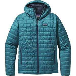 Patagonia Nano Puff Hooded Insulated Jacket