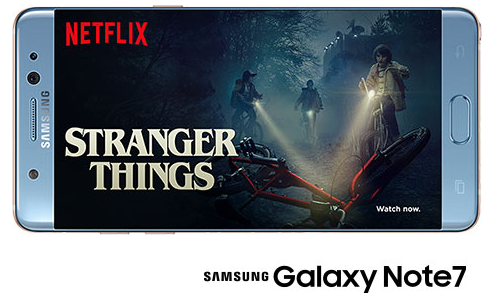 New Samsung Note 7 with Free Year of Netflix   Free Shipping from T-Mobile
