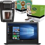 Lenovo 14in Laptop, Keurig Coffee Maker and Coffee Sale