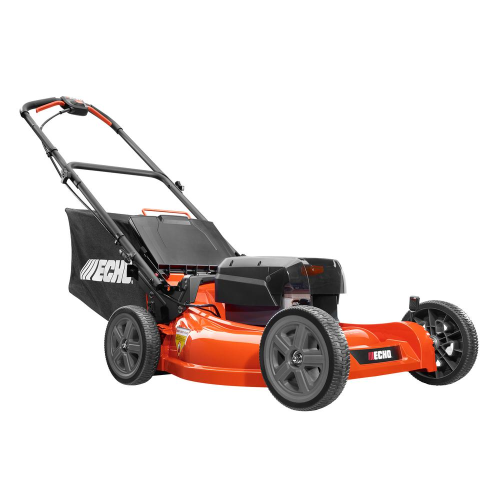 Echo 21in Electric Cordless Mower Sale $299.00  Free Shipping from Home Depot