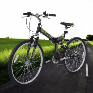 Folding 26″ 6-Speed Mountain Bike Sale