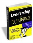 Free eBook: Leadership for Dummies