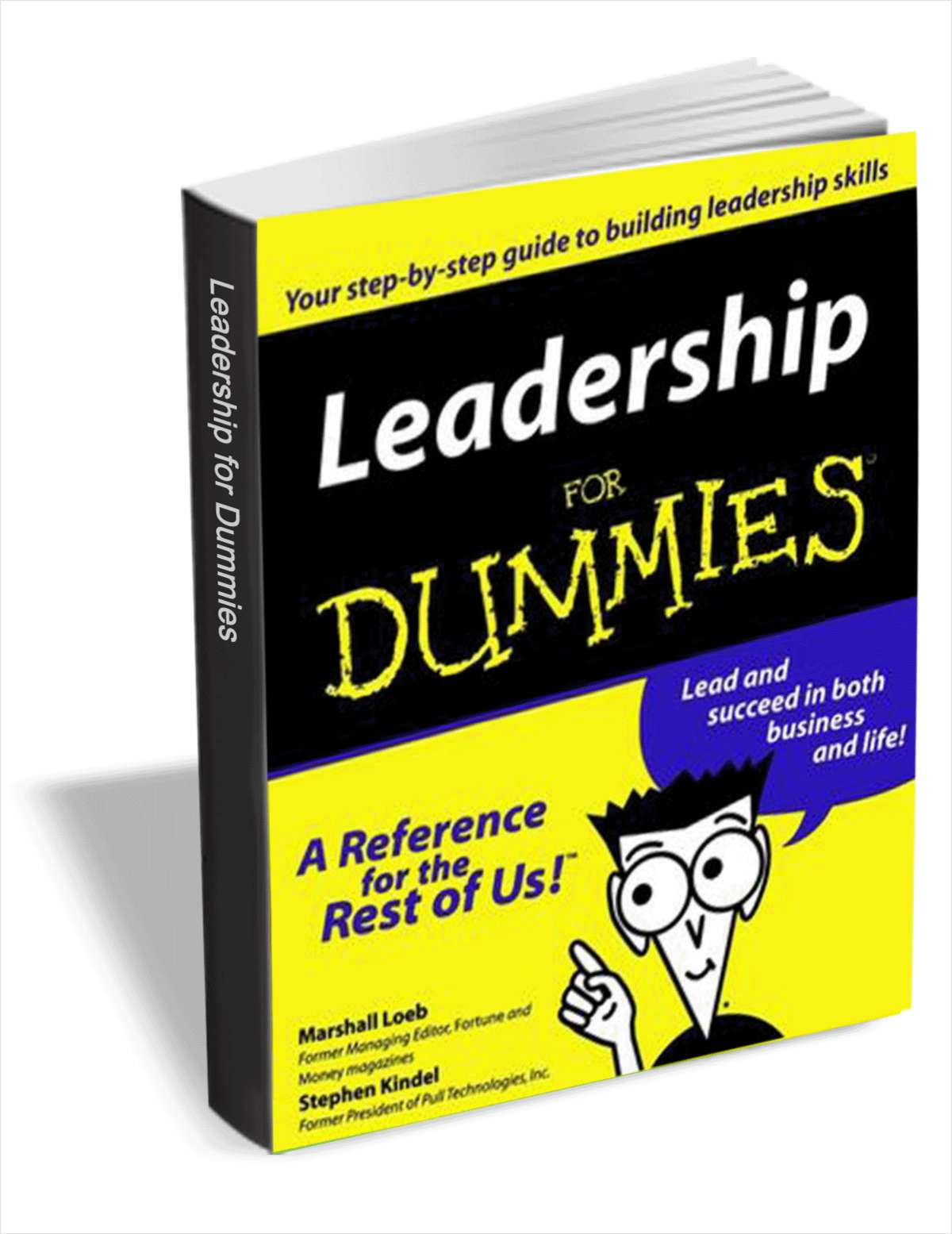 Free eBook: Leadership for Dummies
