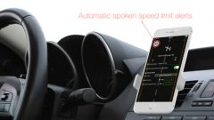 Free Live speed limit alerts iOS App – avoid police traps