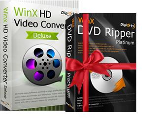 Free WinX HD Video Converter Deluxe Download