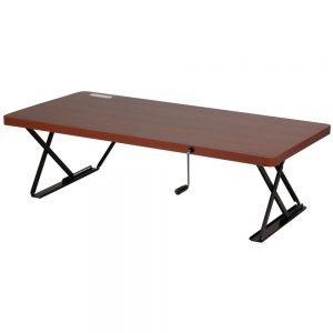 Halter Manual Adjustable-Height Table Top Desk Sale