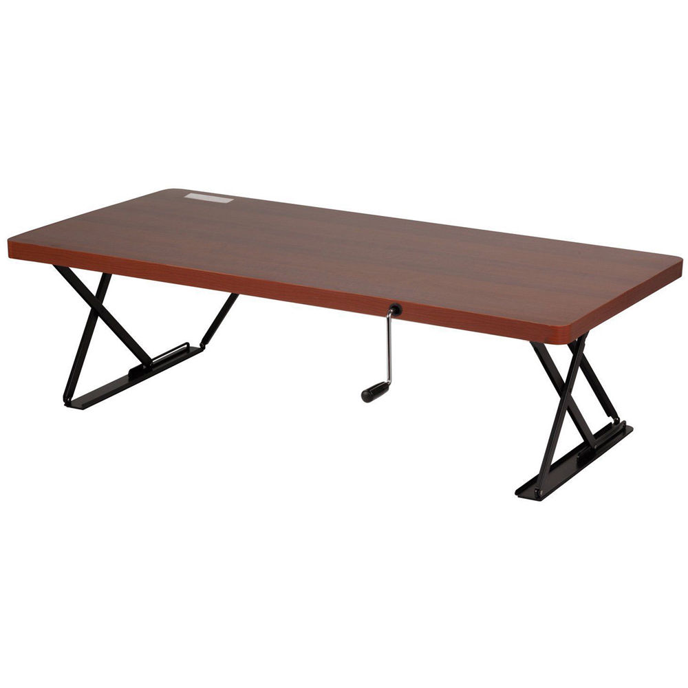 Halter Manual Adjustable-Height Table Top Desk Sale $99.95  Free Shipping from B&H Photo