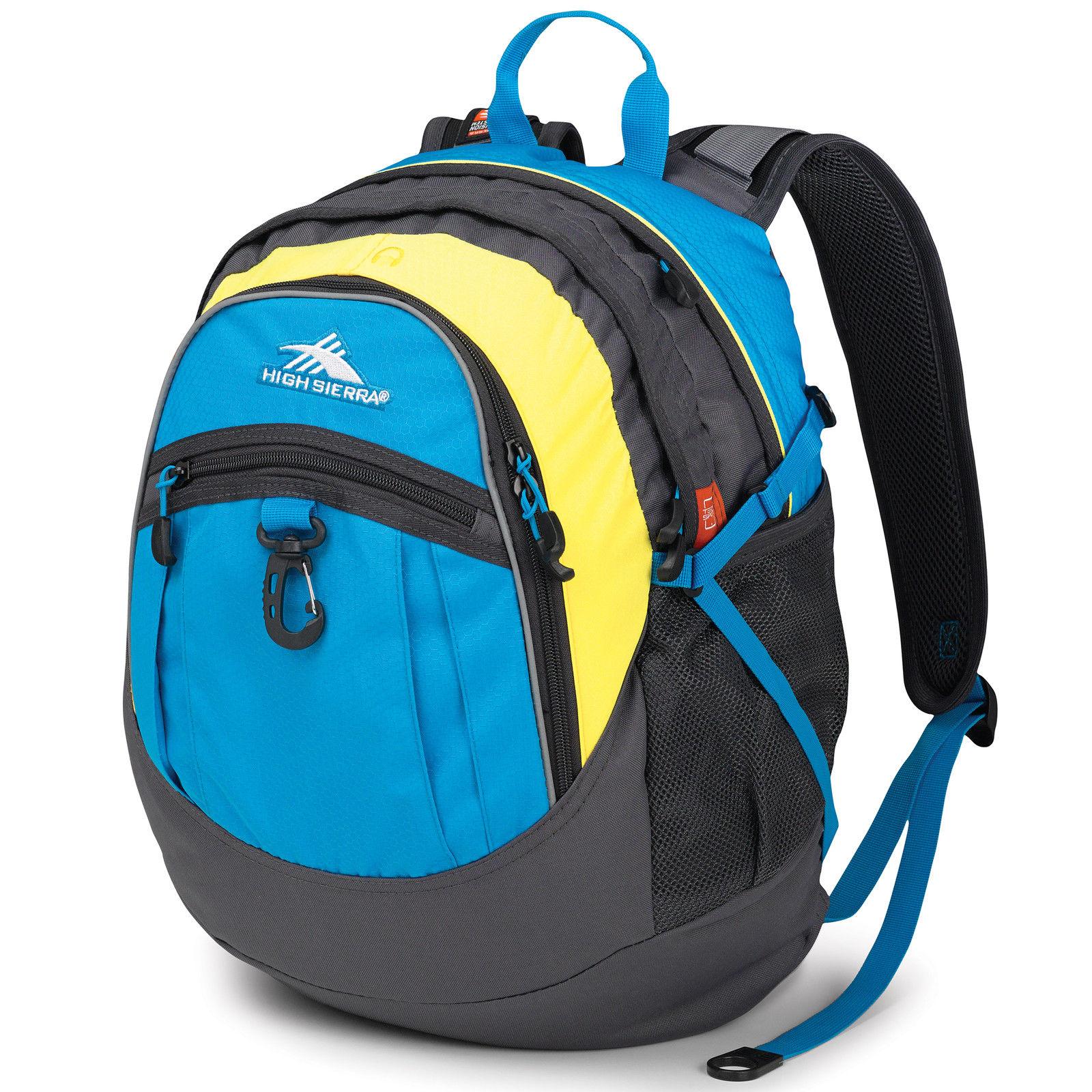 High Sierra Fat Boy Backpack Sale $14.99  Free Shipping from eBay