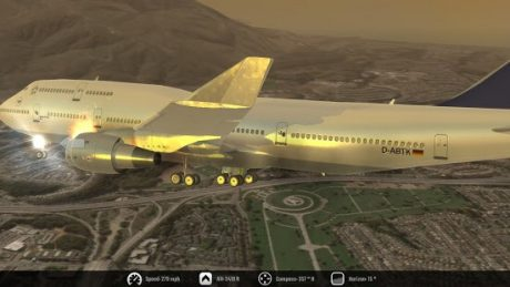 picture of Free Flight Unlimited 2K16 Flight Simulator PC Game