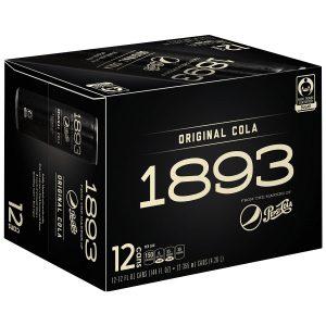 Pepsi Cola 1893 original cola sale