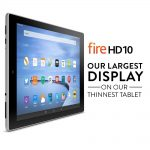 "Kindle Fire HD 10 16GB 10"" Wi-Fi Tablet Sale"