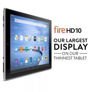 """Kindle Fire HD 10 16GB 10"""" Wi-Fi Tablet Sale"""