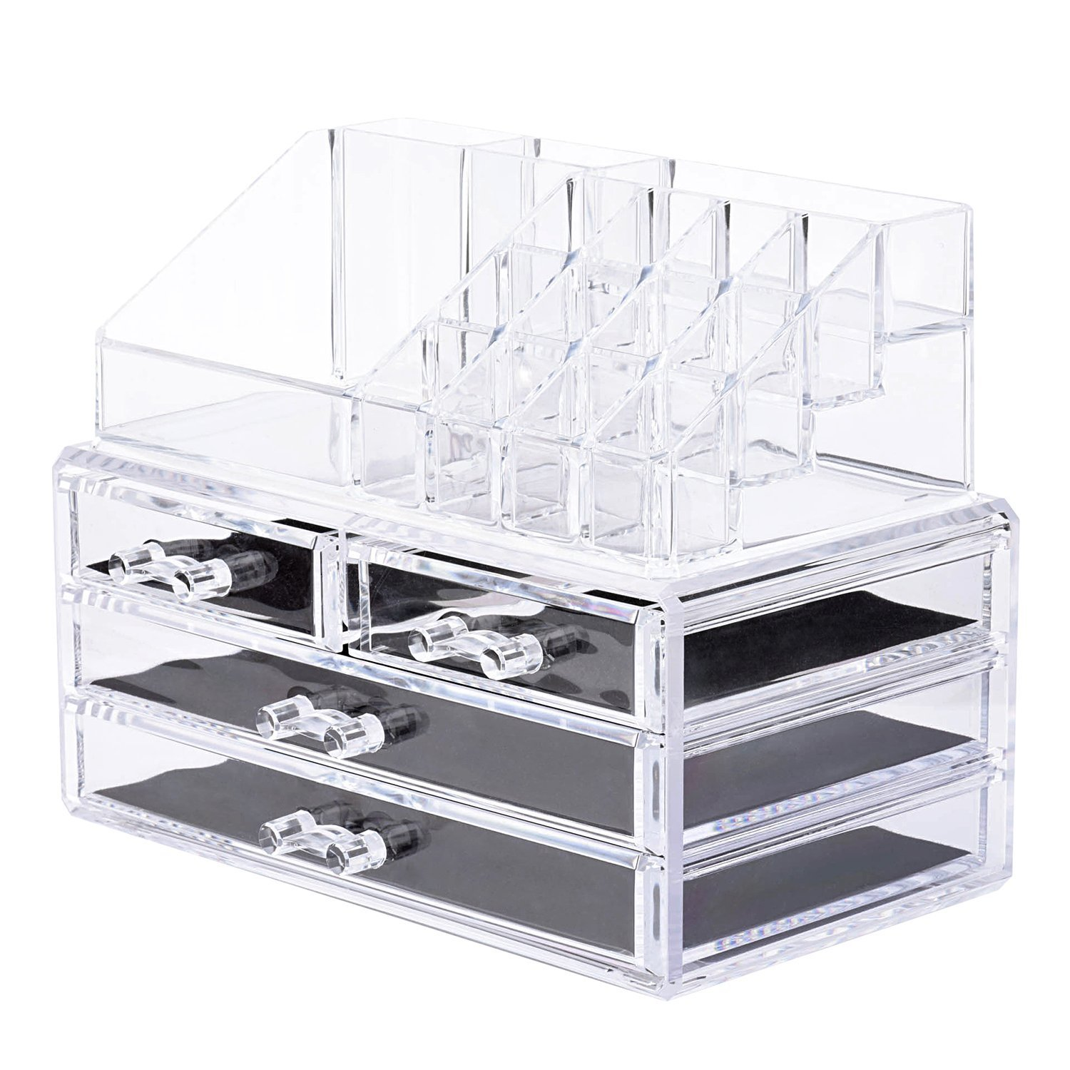 Makeup Storage Organizer Sale $14.99  Free Shipping from Amazon
