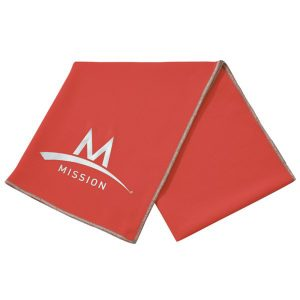 Mission Coral Polyester Cooling Towel Sale