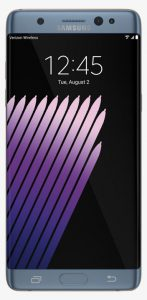 New Samsung Note 7 with Free Fit2 or 256MB Card