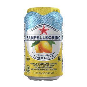 Prime only: San Pellegrino Sparkling Fruit Beverages, Limonata/Lemon 24 pack Sale