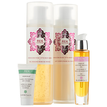 REN Relax and Replenish Set Sale $49.00  Free Shipping from Sephora