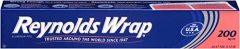 Reynolds Wrap Aluminum Foil, 200 Sq Ft Sale