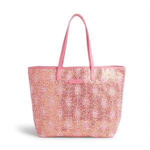 Vera Bradley Mesh Sequin Tote Bag Sale