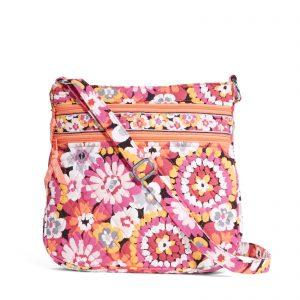 picture of Vera Bradley Triple Zip Hipster Bag Sale